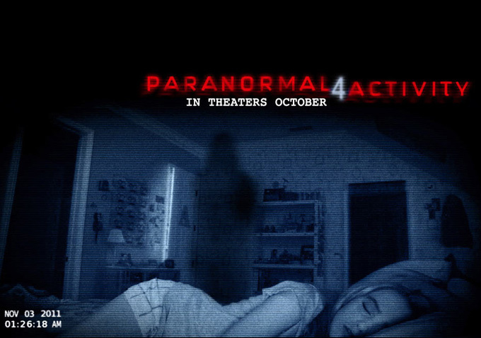 Paranormalūs reiškiniai 4 / Paranormal Activity 4 (2012)