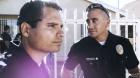 Jake Gyllenhaal and Michael Peña in End of Watch