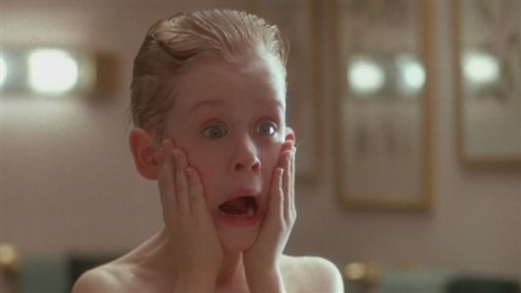 home alone aftershave