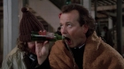 Scrooged Bill Murray