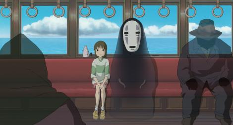 Spirited Away - Film 4 at 6.30pm on Tuesday 26th March
