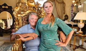 David Siegel and his wife Jackie The Queen Of Versailles