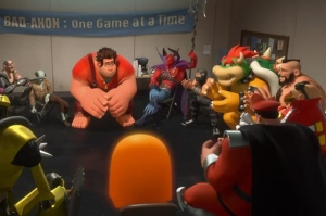 Wreck-it Ralph Villains