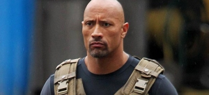 Dwayne 'The Rock' Johnson in Fast 6
