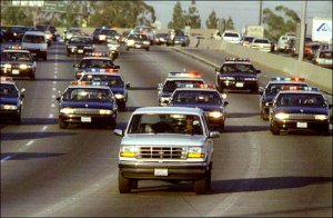 Now, if we were choosing favourite non-fictional car chases...