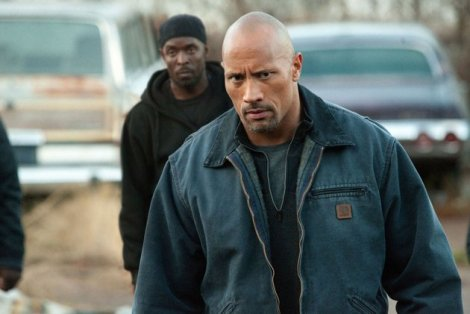 Dwayne 'The Rock' Jonhson in Snitch