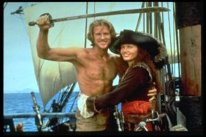FILM 'CUTTHROAT ISLAND' BY RENNY HARLIN