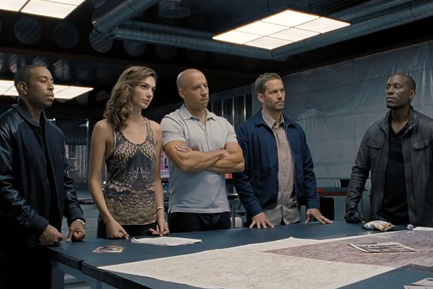 Film Face/Off: Fast & Furious 6