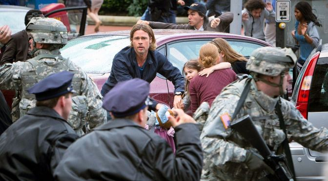 Failed Critics Podcast: World War Z