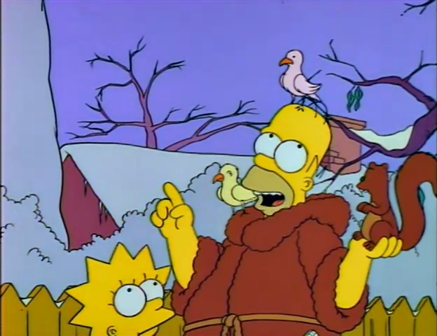 100 Greatest TV Episodes: Homer the Heretic (s4 ep3)