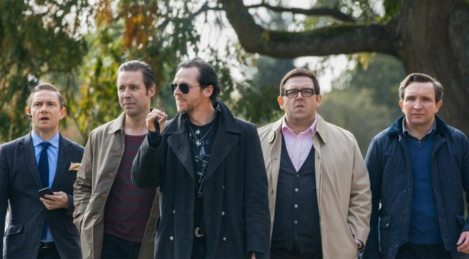 Failed Critics Podcast: The World's End