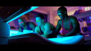 Pain and Gain Sunbed