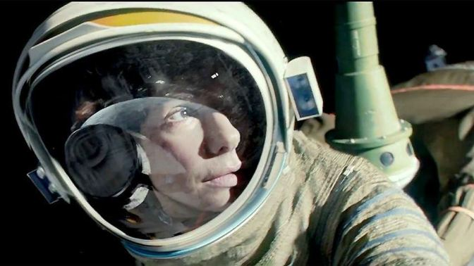 Failed Critics Podcast: Gravity, being smug, and Steve's big mouth