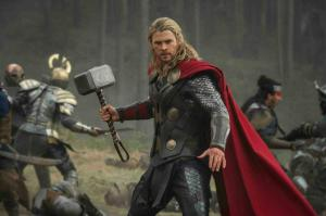 Thor 2 The Dark World Chris Hemsworth