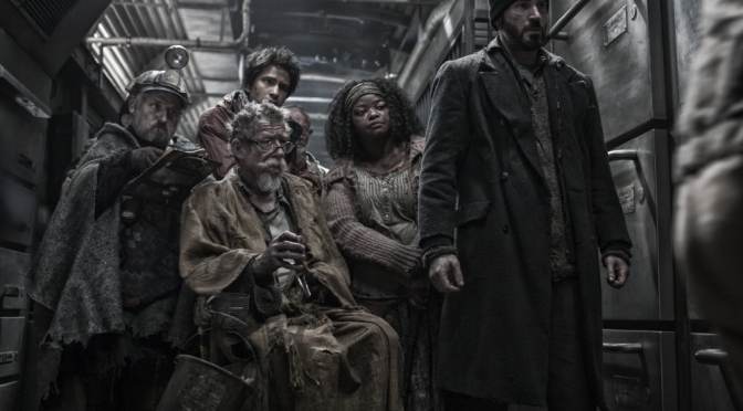 Failed Critics Podcast: Snowpiercer, Noah, and Ray Winstone's Floaty Head