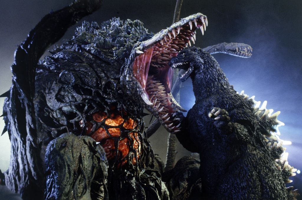 godzilla � from destroyer of worlds to defender of earth