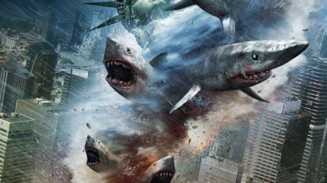 Sharknado 2: The Second One – a preview