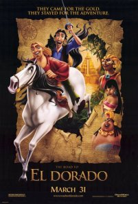 The Road to El Dorado Poster