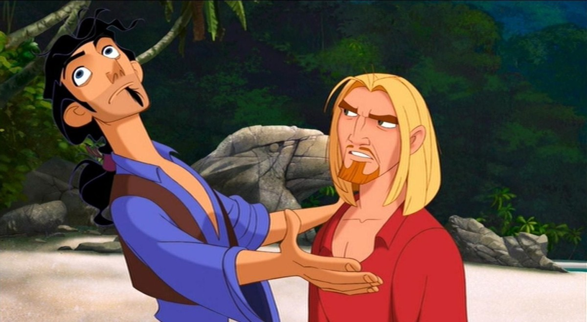 Road to el dorado disney porn
