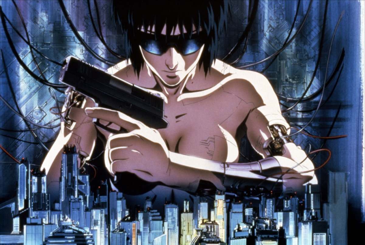 Adultimation Ghost In The Shell 1995 Failed Critics