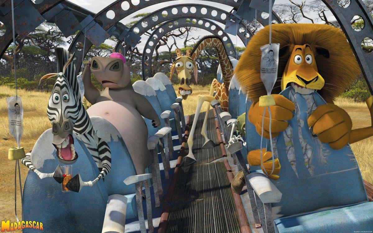 Madagascar Failed Critics