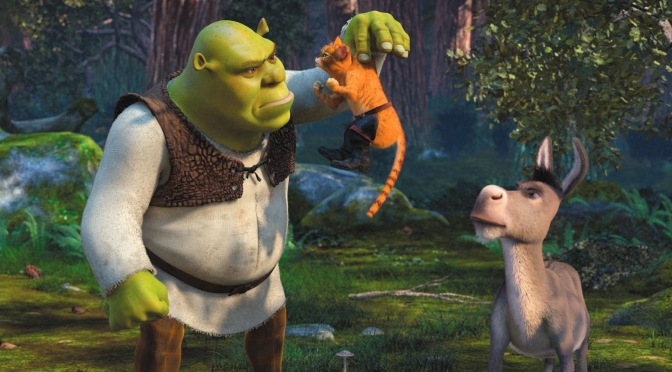 Shrek 2 Failed Critics