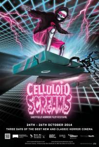 celluloid screams poster