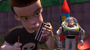 toy story sid