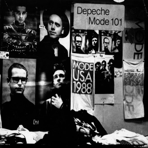Depeche Mode - 101 (Live) - Front