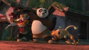 kung fu panda again