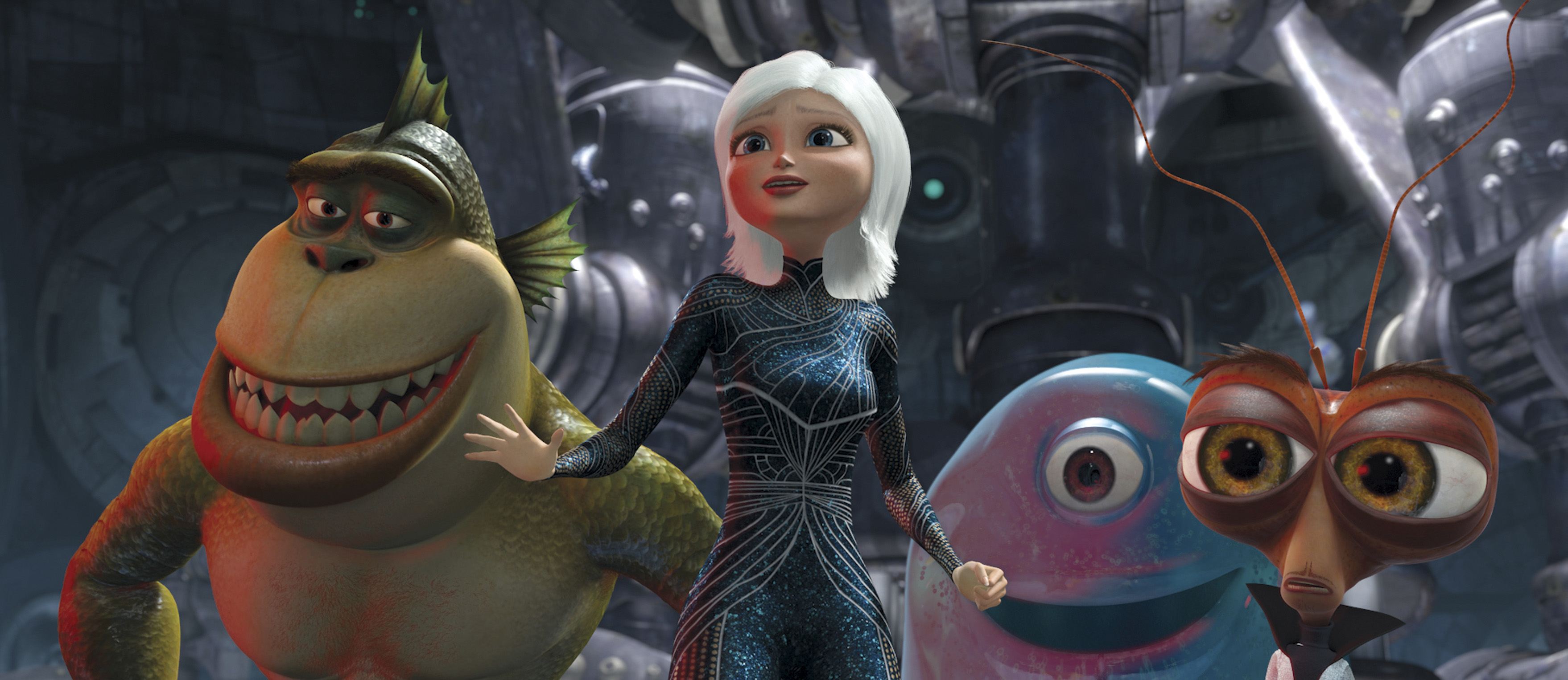 Monsters vs. Aliens | ...