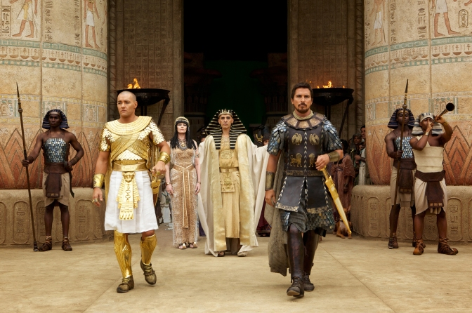 Failed Critics Podcast: Exodus – Pods and Things