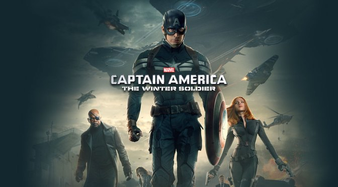 Avengers Minisodes: Episode 9 – Captain America: The Winter Soldier