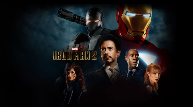 Avengers Minisodes: Episode 3 – Iron Man 2