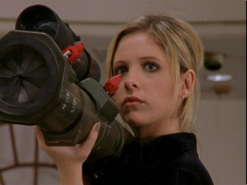 an analysis of characterization methods in buffy the vampire slayer by joss whedon Twenty years ago today, buffy the vampire slayer arrived on our tv screens buffy can't: none of the characters can buffy the vampire slayer joss whedon want to read more articles like this one.