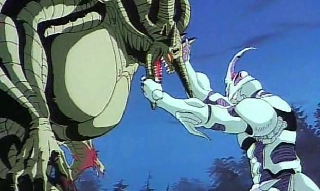 Adultimation – The Guyver: Bio Booster Armour (1989)