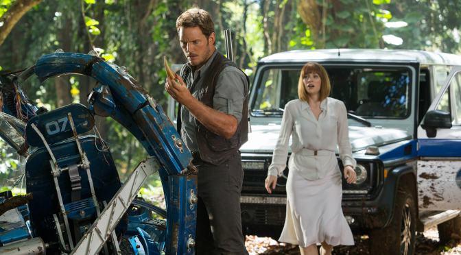 Failed Critics Podcast: Jurassic World & Christopher Lee