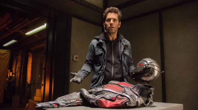 Failed Critics Podcast: Ant-Man