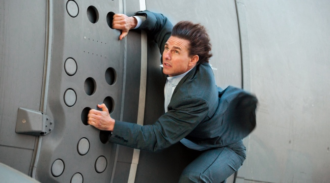 Failed Critics Podcast: Mission Impossible Triple Bill Special