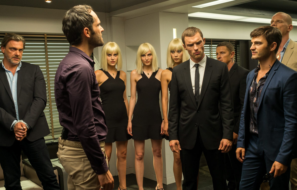 The Transporter Refueled | failed critics
