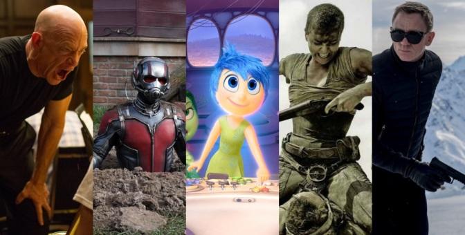 Failed Critics Podcast: End of Year Awards 2015