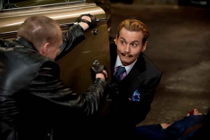 Box Office Bombs 2015: Mortdecai