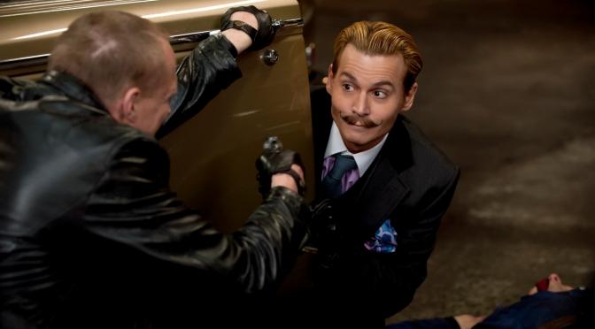 Box Office Bombs 2015: Mortdecai