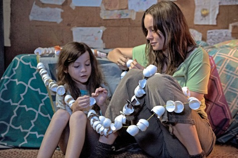 "Jacob Tremblay and Brie Larson in ""Room"" from EPK.tv"