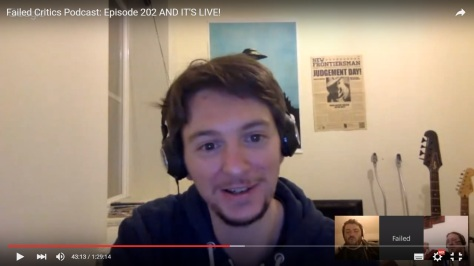 202 live stream printscreen