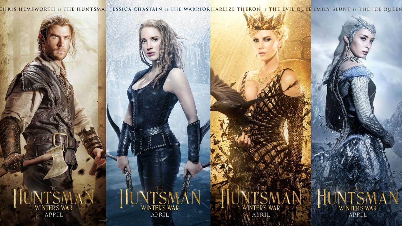 The Huntsman 3