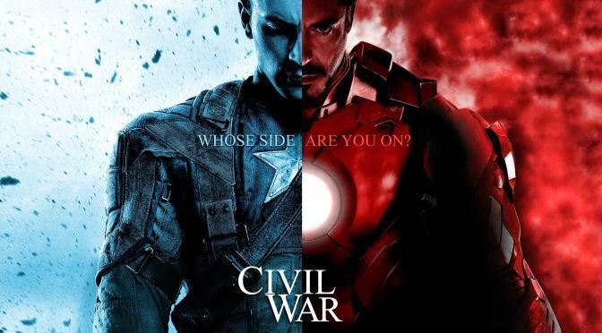 Failed Critics Podcast: Civil War