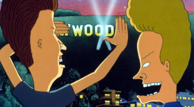Failed Critics Podcast: Beavis & Butt-Head Do America (Commentary)