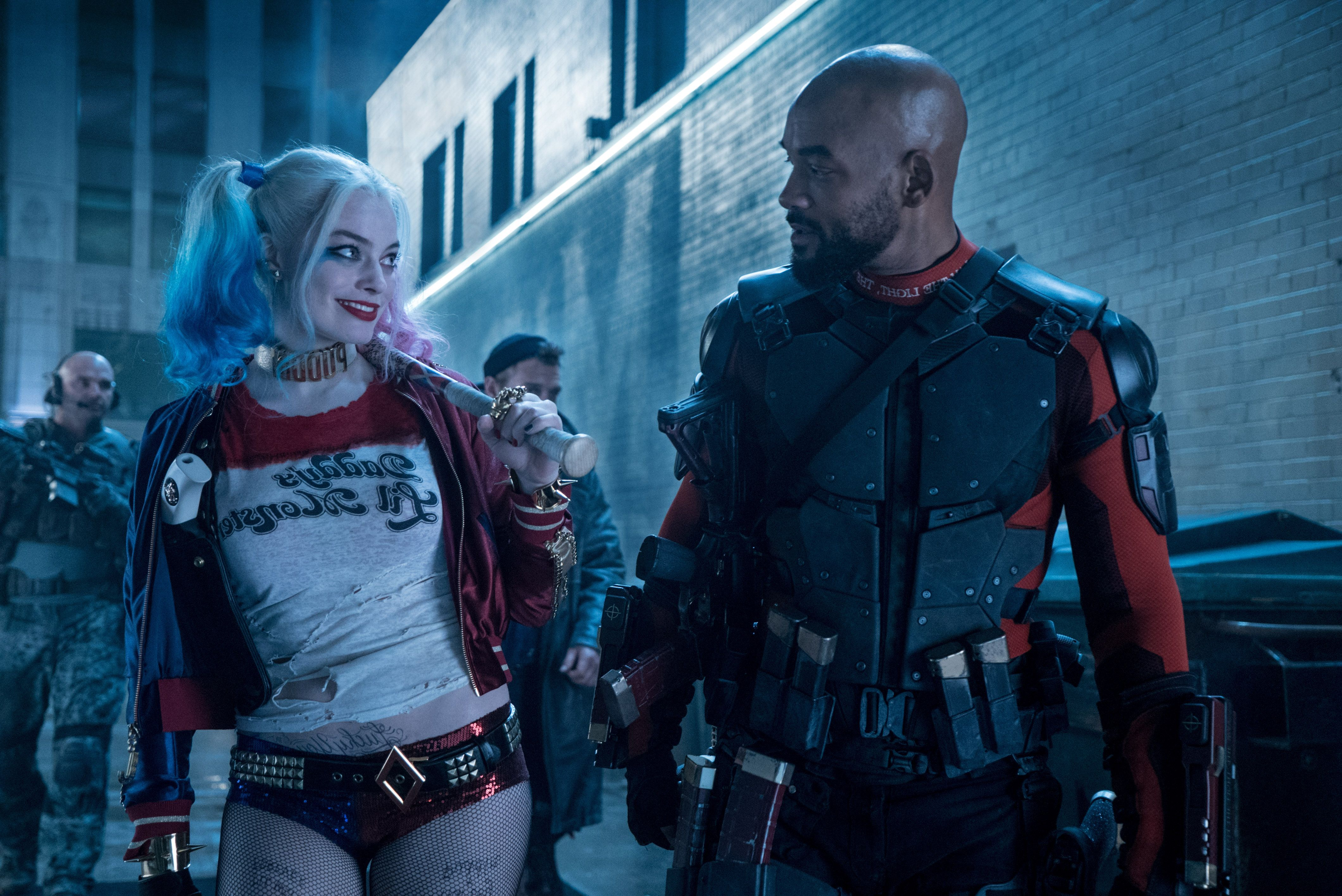 Suicide Squad Failed Critics