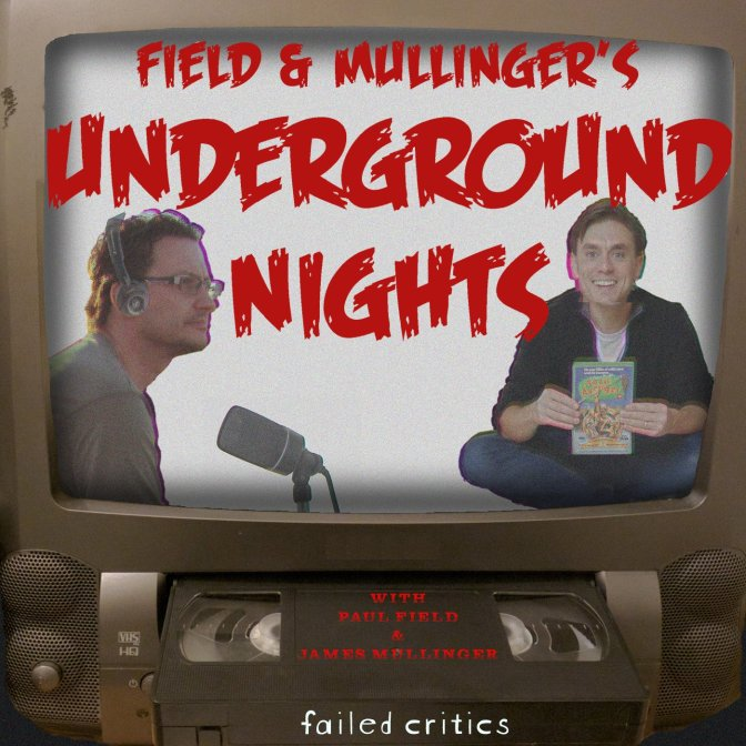 Field & Mullinger's Underground Nights: The Comedians Guide to Survival